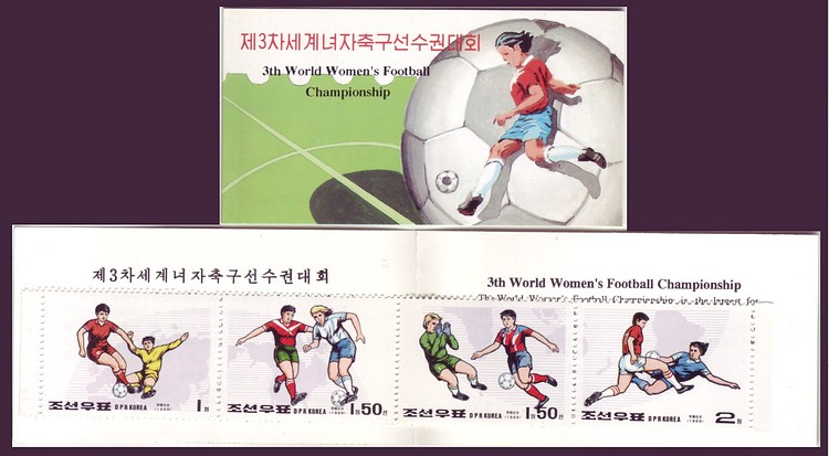 North Korea World Women's Football Competition - World Cup Socce